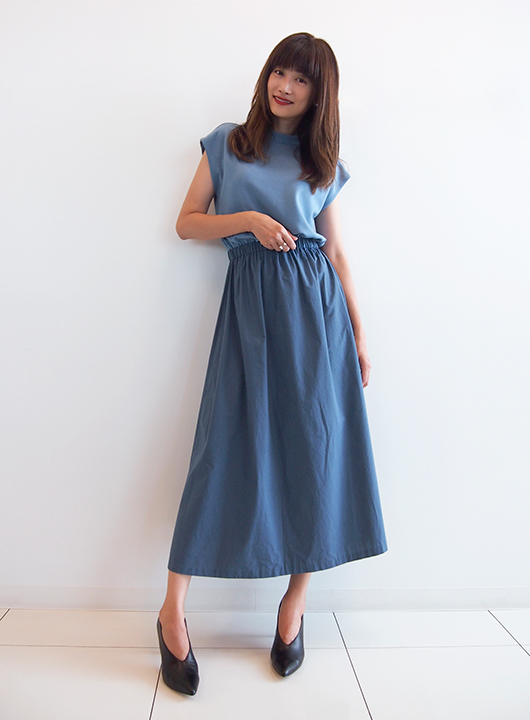 Docking Long Dress