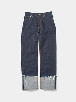 Roll Up Denim